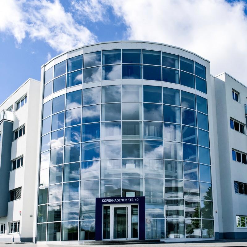 WM AG Ansicht Gebäude